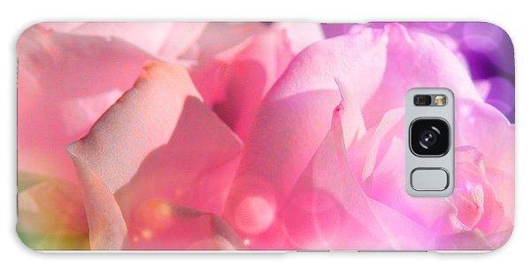 Roses #9 Galaxy Case