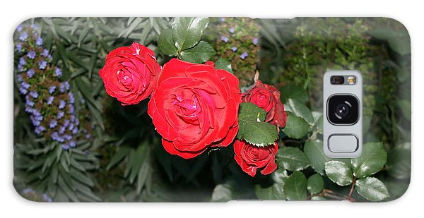 Roses Among Galaxy Case