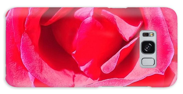 #roses Are #red ...#violets Are #blue Galaxy Case by Shari Warren