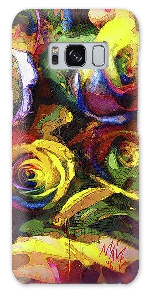 Roses Dream Galaxy Case