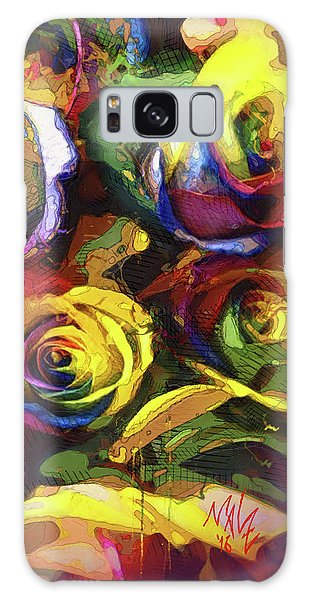 Roses Dream Galaxy Case
