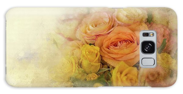 Roses For Mother's Day Galaxy Case