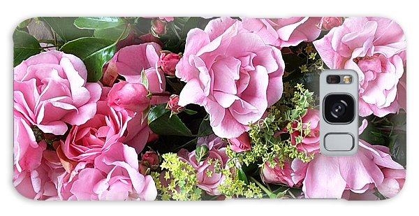 Roses From The Garden Galaxy Case