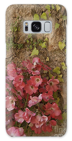 Roses In Spain Galaxy Case