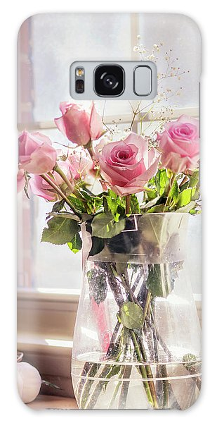 Roses In The Kitchen Galaxy Case