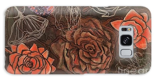 Roses In Time Galaxy Case