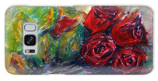 Roses Galaxy Case