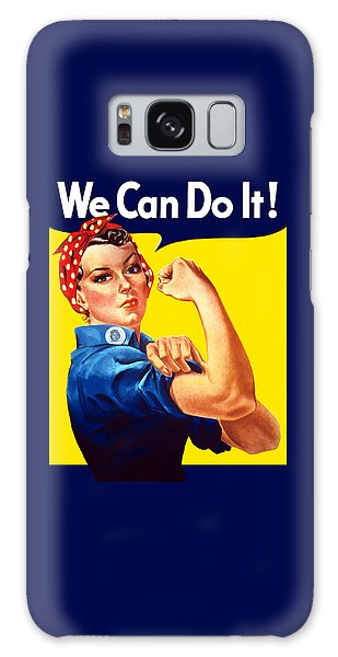 Rosie The Rivetor Galaxy Case