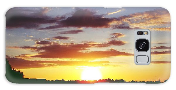Rossington Sunset 2 Galaxy Case