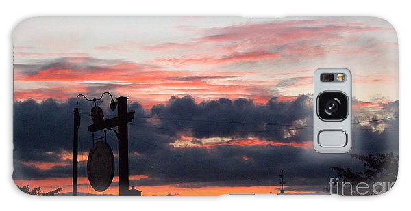 Rossington Sunset Galaxy Case