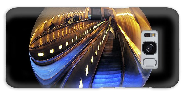Rosslyn Metro Station Galaxy Case