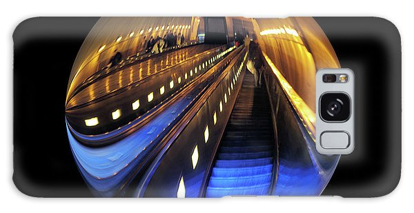 Rosslyn Metro Station Galaxy Case by John S