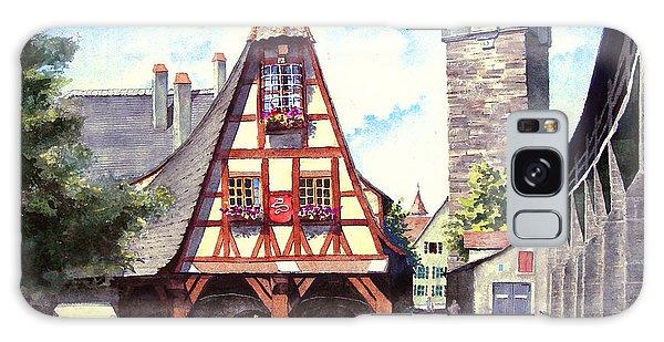 Rothenburg Memories Galaxy Case