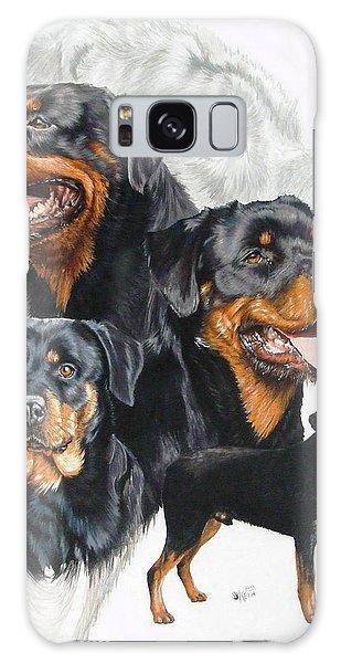 Rottweiler Medley Galaxy Case