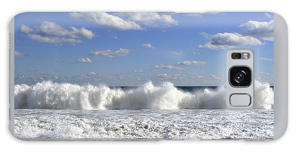 Rough Surf Jersey Shore  Galaxy Case