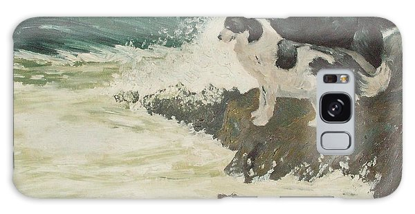 Roughsea Galaxy Case by Terry Frederick