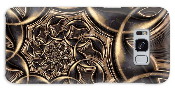 Patina Galaxy Case - Roundel by Vic Eberly
