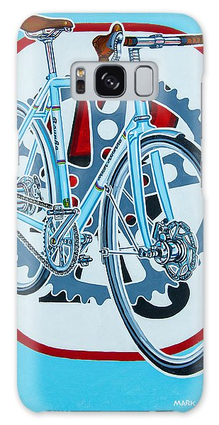 Rourke Bicycle Galaxy Case