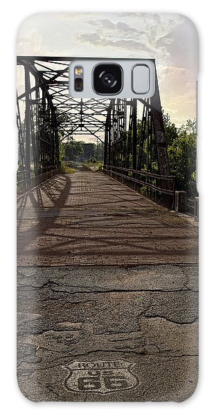 Route 66 Bridge Galaxy Case