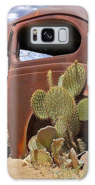 Route 66 Cactus Galaxy Case