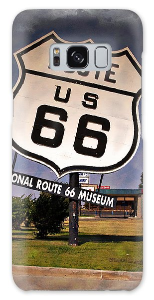 66 Galaxy Case - Route 66 Museum - Impressions by Ricky Barnard
