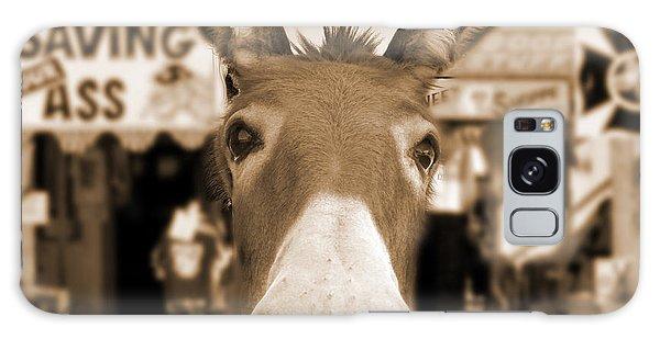 66 Galaxy Case - Route 66 - Oatman Donkeys by Mike McGlothlen