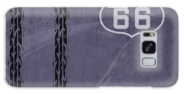 66 Galaxy Case - Route 66, Us 66 by Drawspots Illustrations