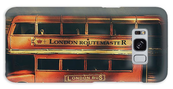 Automobile Galaxy Case - Routemaster Bus Station by Jorgo Photography - Wall Art Gallery