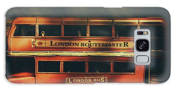 Shed Galaxy Case - Routemaster Bus Station by Jorgo Photography - Wall Art Gallery