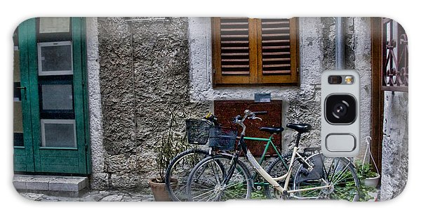 Rovinj Bicycles Galaxy Case
