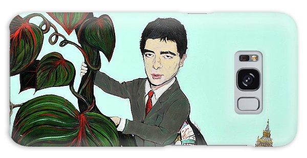 Rowan Atkinson Mr Beanstalk Galaxy Case