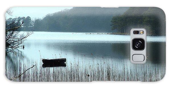 Rowboat On Muckross Lake Galaxy Case