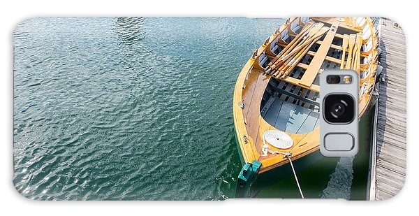Rowboat Galaxy Case