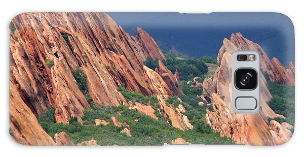 Roxborough State Park Galaxy Case