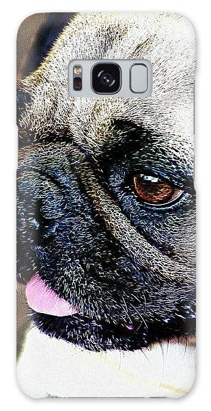Roxy The Pug Galaxy Case