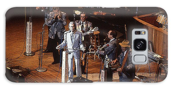 Roy Acuff At The Grand Ole Opry Galaxy Case