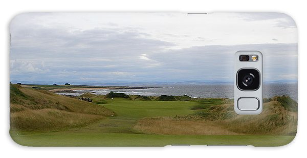 Royal Aberdeen Scotland Golf Galaxy Case by Jan Daniels