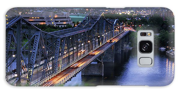 Royal Alexandra Interprovincial Bridge Galaxy Case
