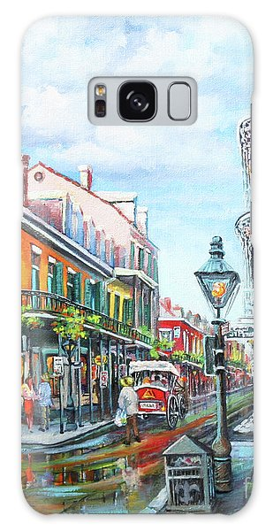 Royal Balconies Galaxy Case by Dianne Parks