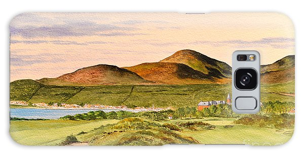 Amateur Galaxy Case - Royal County Down Golf Course by Bill Holkham