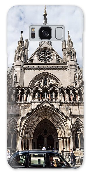 Royal Courts Of Justice In London Galaxy Case