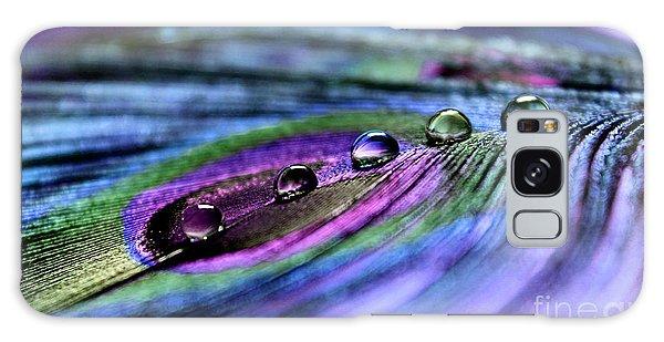 Peacocks Galaxy Case - Soul Reflections by Krissy Katsimbras
