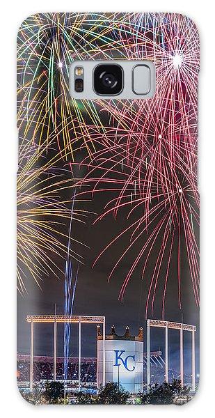 Royal Fireworks Galaxy Case