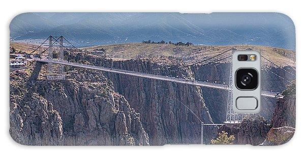 Royal Gorge Bridge Colorado Galaxy Case by James BO Insogna