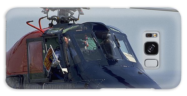 Royal Helicopter Galaxy Case