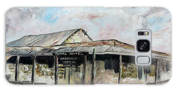 Royal Hotel, Birdsville Galaxy Case