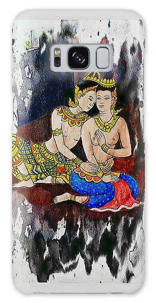 Royal Lovers Of Siam  Galaxy Case by Ian Gledhill