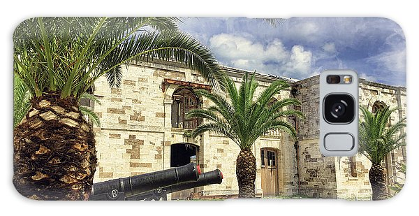 Royal Colony Galaxy Case - Royal Naval Dockyard Fort by Luther Fine Art