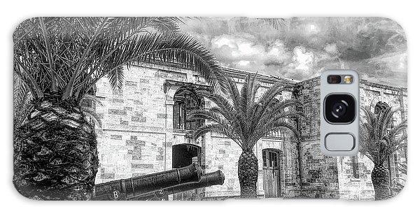 Royal Colony Galaxy Case - Royal Navy Dockyard Fort - Bermuda by Luther Fine Art
