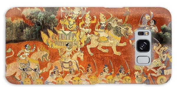 Royal Palace Ramayana 02 Galaxy Case